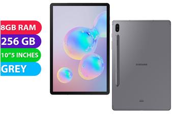 Samsung Galaxy Tab S6 4G LTE (256GB, Grey) - Used as Demo