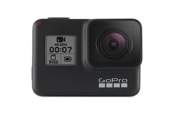 GoPro HERO7 Black - (FREE DELIVERY)