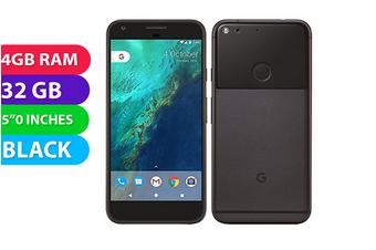 Google Pixel (32GB, Quite Black) - Used as Demo