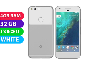Google Pixel (32GB, Very Silver) - Used as Demo