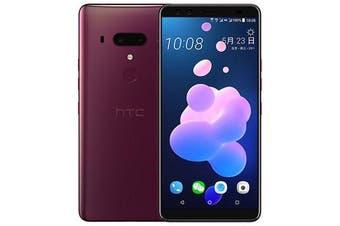 HTC U12+ Plus Dual SIM 4G LTE (128GB, Red) - FREE DELIVERY