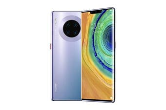 Huawei Mate 30 Pro Dual SIM 4G LTE (8GB RAM, 256GB, Silver) - FREE DELIVERY