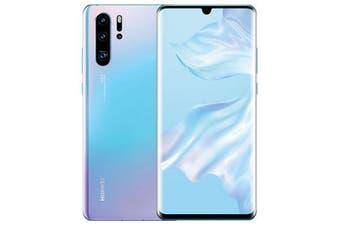 Huawei P30 Pro Dual SIM 4G LTE (8GB RAM, 256GB, Crystal) - FREE DELIVERY
