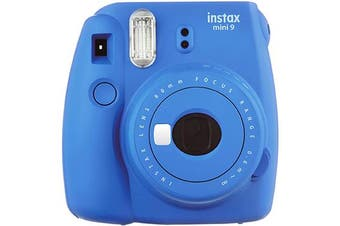 FujiFilm Instax Mini 9 Cobalt Blue - (FREE DELIVERY)