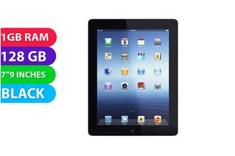 Apple iPad Mini 2 Wifi + Cellular (128GB, Black) - Used as Demo