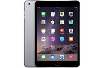 Apple iPad Mini 3 Wifi + Cellular (64GB, Grey) - Used as demo