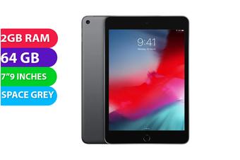 Apple iPad Mini 4 Wifi (64GB, Space Grey) - Used as Demo