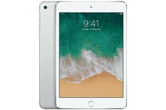 Apple iPad Mini 4 Wifi (64GB, Silver) - Used as Demo
