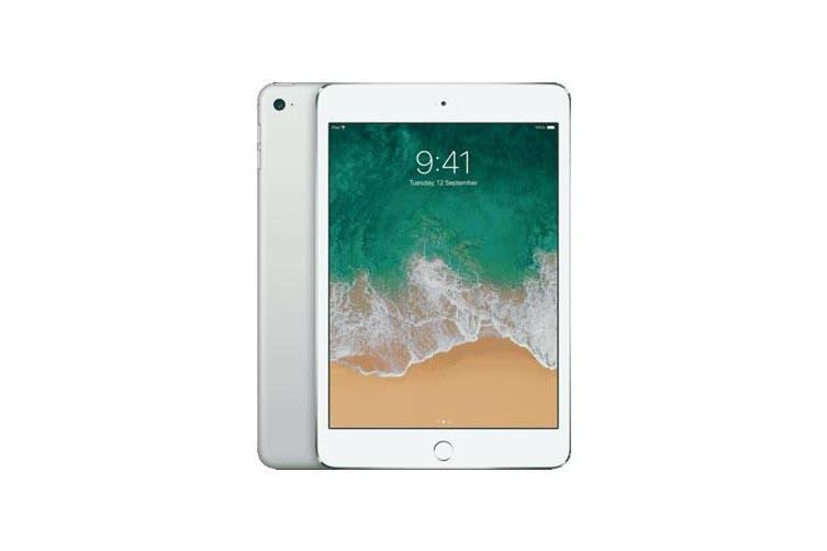 Apple iPad Mini 4 Wifi (64GB, Silver) - Used as Demo