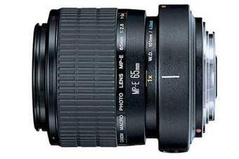 Canon MP-E 65mm F2.8 f/2.8 1-5x Macro Photo Lens - FREE DELIVERY