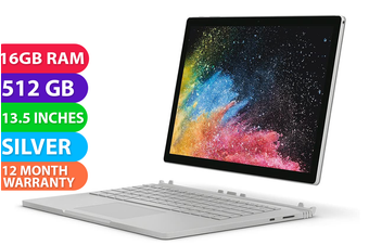 "Microsoft Surface Book 2 13.5"" i7 512GB 16GB RAM - FREE DELIVERY"