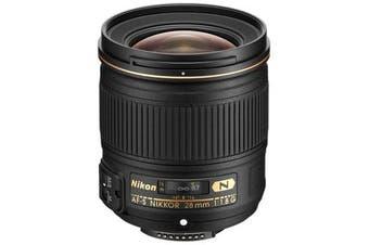 Nikon AF-S Nikkor 28mm f/1.8G Lens - FREE DELIVERY