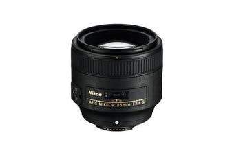 Nikon AF-S NIKKOR 85mm f/1.8G Lens - FREE DELIVERY