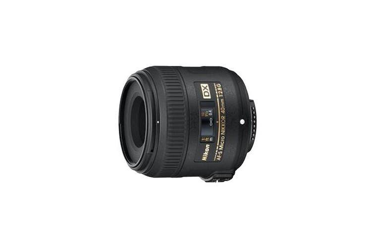 Nikon AF-S DX Micro NIKKOR 40mm f/2.8G lens - FREE DELIVERY