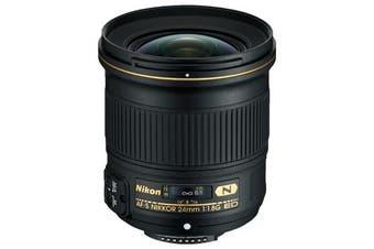 Nikon AF-S NIKKOR 24mm f/1.8G ED Lens - FREE DELIVERY