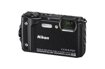 Nikon Coolpix W300 Black- (FREE DELIVERY)