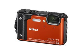 Nikon Coolpix W300 Orange - (FREE DELIVERY)