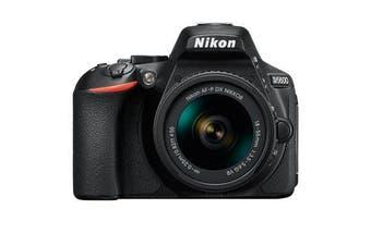 Nikon D5600 Kit AF-P (18-55 VR) Black- FREE DELIVERY