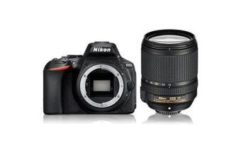 Nikon D5600 Kit AF-S (18-140 VR) Black - FREE DELIVERY