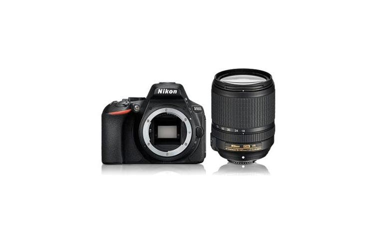 Nikon D5600 Kit AF-S (18-140 VR) Black - FREE DELIVERY