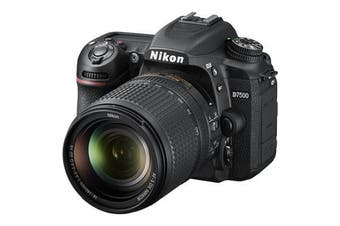 Nikon D7500 Kit (18-140mm) - FREE DELIVERY
