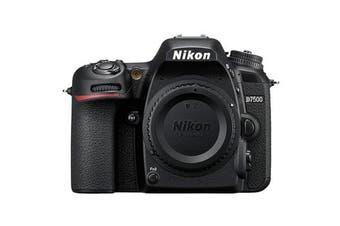 Nikon D7500 Black - FREE DELIVERY