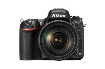 Nikon D750 Kit 24-120mm Black- FREE DELIVERY