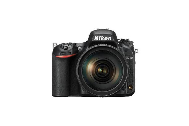 Nikon D750 Kit 24-120mm Black- FREE DELIVERY
