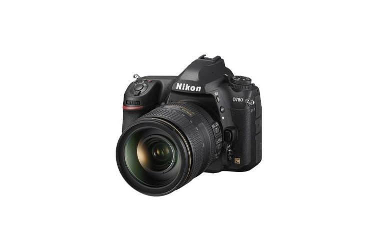 Nikon D780 Kit 24-120mm Black - FREE DELIVERY