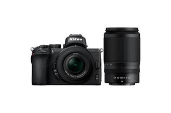 Nikon Z50 Twin Lens Kit (16-50)(50-250) - FREE DELIVERY