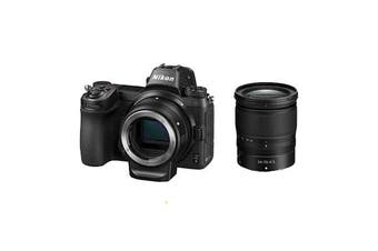 Nikon Z6 Kit (Z 24-70) With FTZ Adapter - FREE DELIVERY