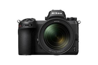 Nikon Z6 Kit (Z 24-70) No Adapter - FREE DELIVERY