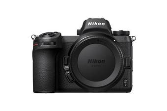 Nikon Z7 Black with Mount FTZ adapter - FREE DELIVERY