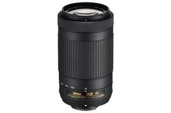 Nikon AF-P DX NIKKOR 70-300mm f/4.5-6.3G ED VR Lens Black - FREE DELIVERY