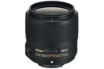 Nikon AF-S NIKKOR 35mm f/1.8G ED Lens - FREE DELIVERY