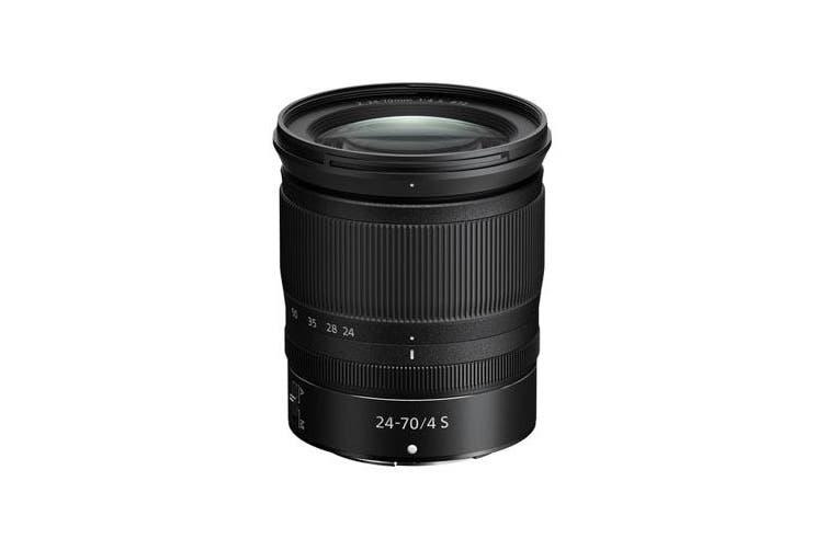 Nikon NIKKOR Z 24-70mm f/4 S Lens - FREE DELIVERY