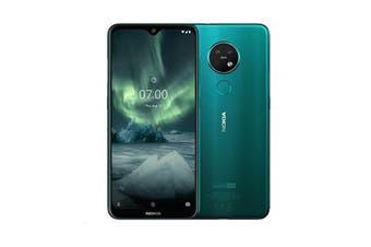Nokia 7.2 Dual SIM 4G LTE (6GB RAM, 128GB, Green) - FREE DELIVERY