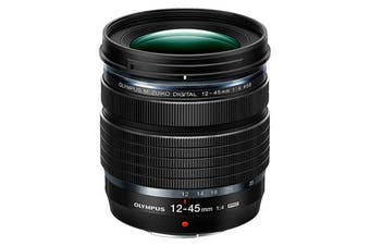 Olympus 12-45mm f4 PRO Lens Black - FREE DELIVERY