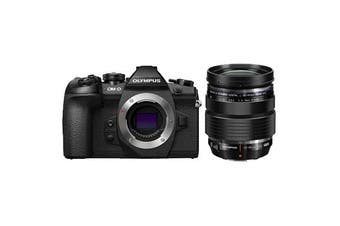 Olympus OM-D E-M1 MK II (12-40mm) Kit Black - (FREE DELIVERY)