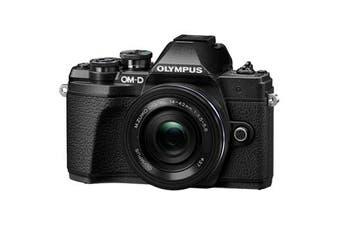 Olympus OM-D E-M10 MK III (14-42 EZ) Black - (FREE DELIVERY)