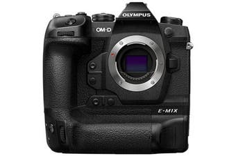 Olympus OM-D E-M1X (Body) Black - (FREE DELIVERY)