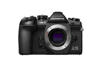 Olympus OM-D E-M1 Mark III Black - (FREE DELIVERY)