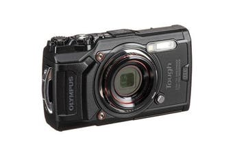 Olympus TOUGH TG-6 Black - (FREE DELIVERY)