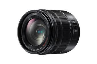 Panasonic G VARIO 14-140mm F3.5-5.6 MK II Lens Black - FREE DELIVERY
