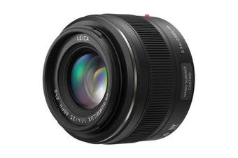 Panasonic LEICA DG SUMMILUX 25mm F1.4 ASPH Lens - FREE DELIVERY