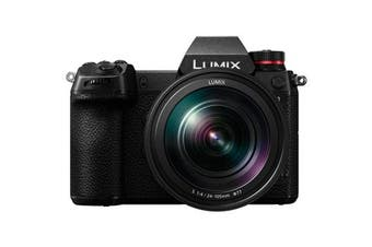 Panasonic lumix DC-S1 With 24-105mm F.4 Lens - (FREE DELIVERY)