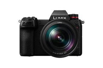 Panasonic lumix DC-S1R With 24-105mm F.4 Lens - (FREE DELIVERY)