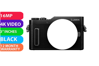 Panasonic lumix DC-GF10 Black - (FREE DELIVERY)