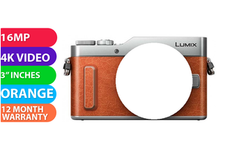 Panasonic lumix DC-GF10 Orange - (FREE DELIVERY)