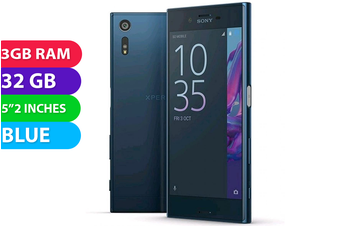Sony Xperia XZ (32GB, Blue) - Used as Demo